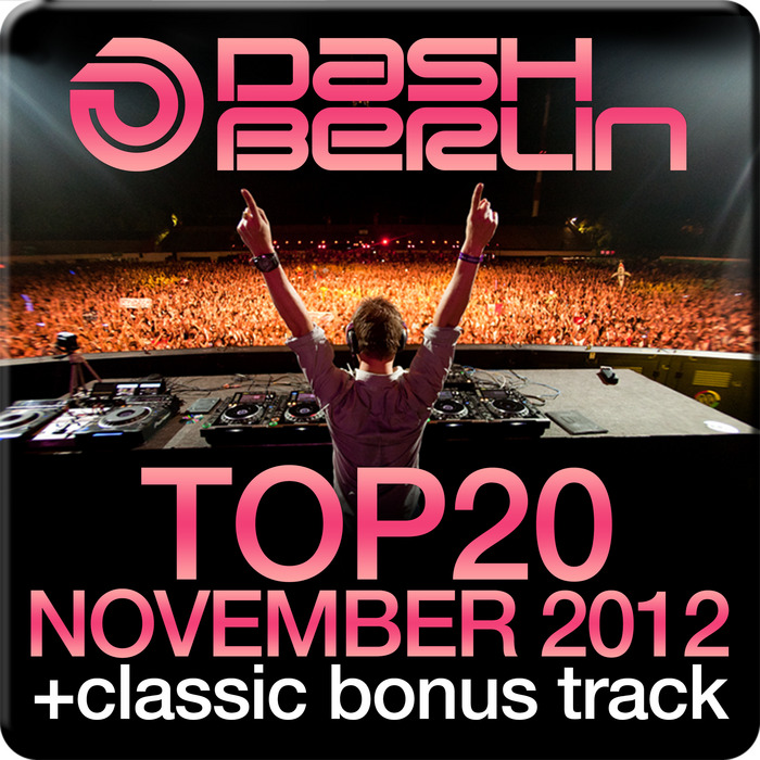 Dash Berlin Top 20 - November 2012